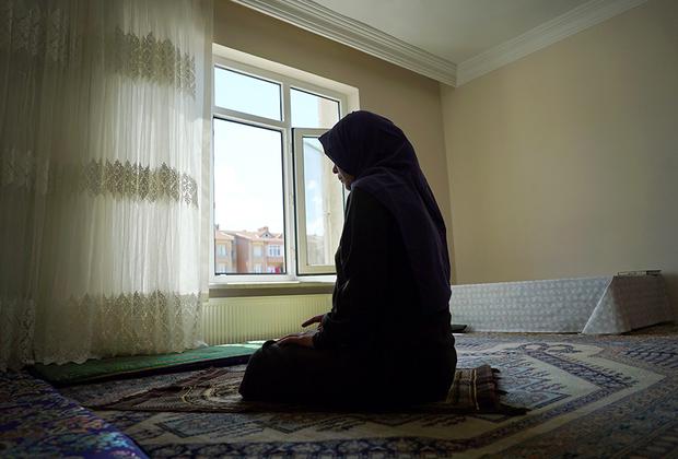 Мерипет в своем новом доме в Турции